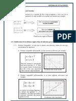 - Sisitema de Ecuaciones Pedro