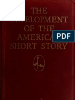 The Development of Th American Short Story