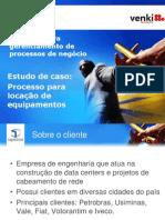 Processo automatizado para empréstimo de equipamentos