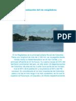 Contaminación del rio magdalena angie