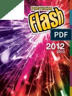 Catálogo Mayorista Pirotecnia Flash 2012