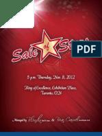 Sale Catalog - Sale of Stars