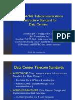 DataCenterStandardsPresentationMay2006J&MConsultants