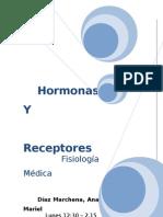Hormonas y Receptores