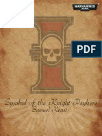 Symbol of the Knight Psykers Chapter 1