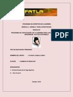 Fatla Elearning Pacie Capacitacion Latinosconsultores