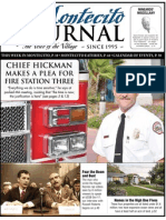 Chief Hickman Makes A Plea For Fire Station Three
