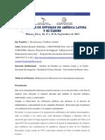 Influencia de la Masonería en la emancipación americana - Ponencia - IEALC