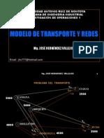 Io Transporte y Redes