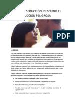 LIBROS DE SEDUCCIÓN