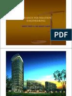 Advance Foundation Engineering Design Principles