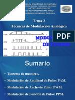 Tema 2 Modulacion de Pulsos