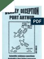 Vialls Deadly DeceptionAtPortArthur ScientificEvidence Questions Australias Port Arthur Massacre 1999