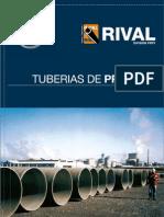 Catalogo Tuberias PRFV
