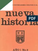 Acerca de los orígenes de la industrialización chilena - Luis Ortega