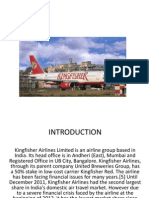 Ppt of Kingfisher Airlines
