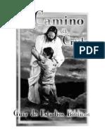 El Camino a Cristo Guia de Estudio de La Biblia