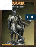 Order of Solland Edition 1