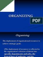 Organising Chap 3