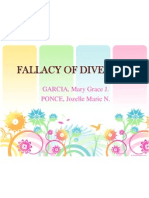 Fallacy of Diversion
