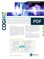 New Commercial Models in Medical Devices