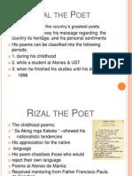 Rizal the Poet