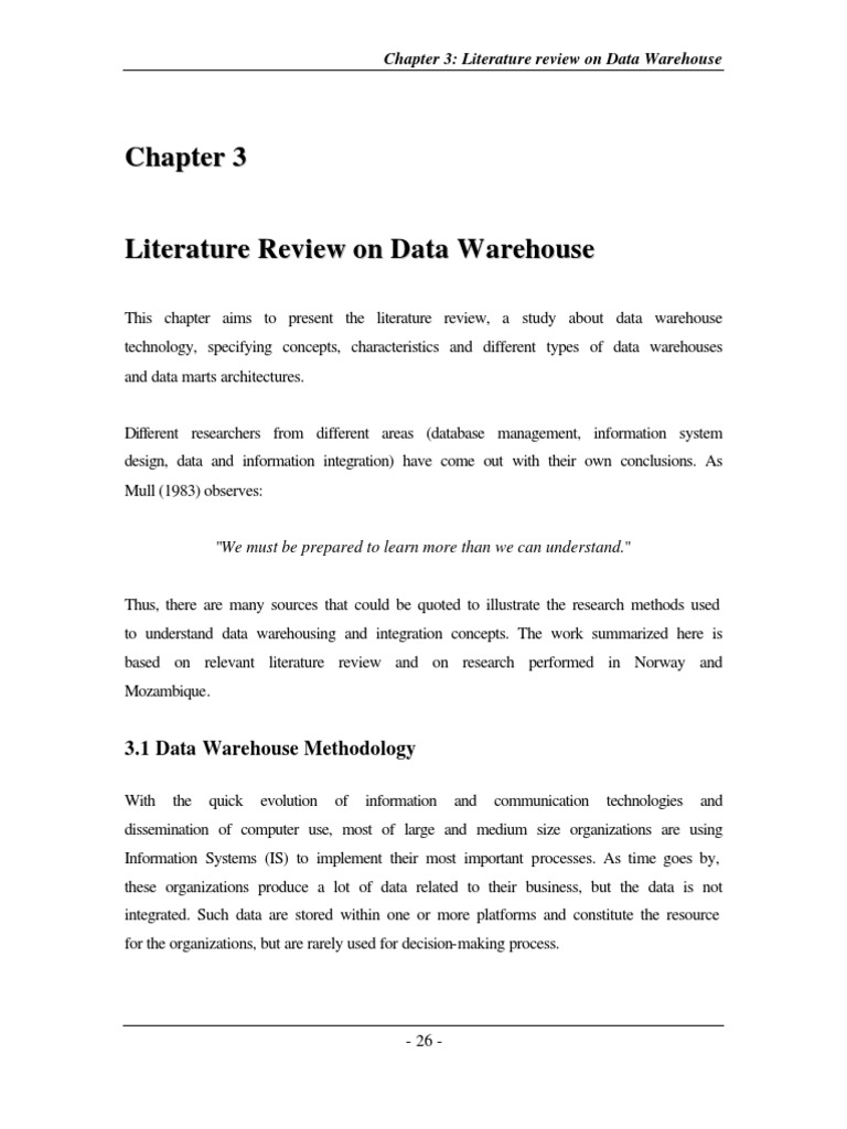 Undertaking a literature review  A step by step approach  PDF