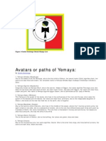 Avatars or Paths of Yemaya