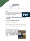 Key Basketball Fundamentals