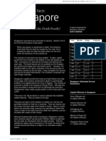 Death Penalty Facts in Singapore - Reprieve Australia Notes - Autumn 2008