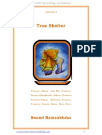 True Shelter -Swami Ramsukh Das