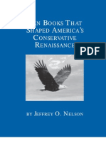 Ten Books That Shaped American Conservatism Renaissance