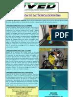 PUBLICIDAD VALORACIÓN TÉCNICA DEPORTIVA OCTUBRE 2012