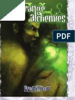 Promethean - The Created - Strange Alchemies