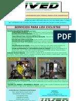 PUBLICIDAD CICLISMO UNIDAD VALORACIÓN DEPORTIVA OCTUBRE 2012