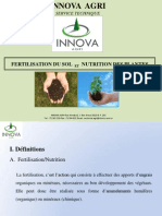 Presentation Fertilisation Nutrition