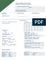 Interdepartmental Referral Form