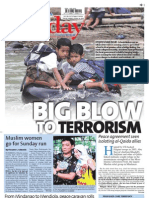 Manila Standard Today -- Sunday (October 14, 2012) issue