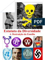Estatuto Da Diversidade Sexual Nova Capa