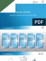 DRUGIE EXPOSÉ - Wyliczenia i szczegóły programu Inwestycje Polskie