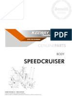 Manual Despiece Keeway SPEEDCRUISER 250