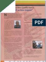 Socio Fundador Augusto Castillo