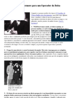 9 Dicas de Jesse Livermore Para Um Operador Da Bolsa