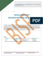 ODI Case Study Financial Data Model Transformation