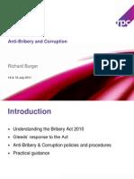 Bribery Act