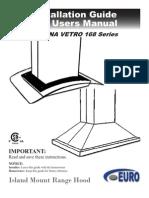 SV168 Wall Manual