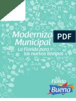 Modernización Municipal