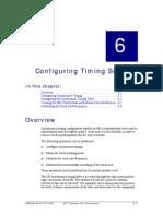 Configuring Clock in BG