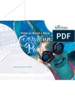 Snca Pool Brochure