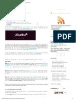 Dual Boot Windows 8 and Ubuntu